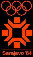Logotipo Sarajevo 1984