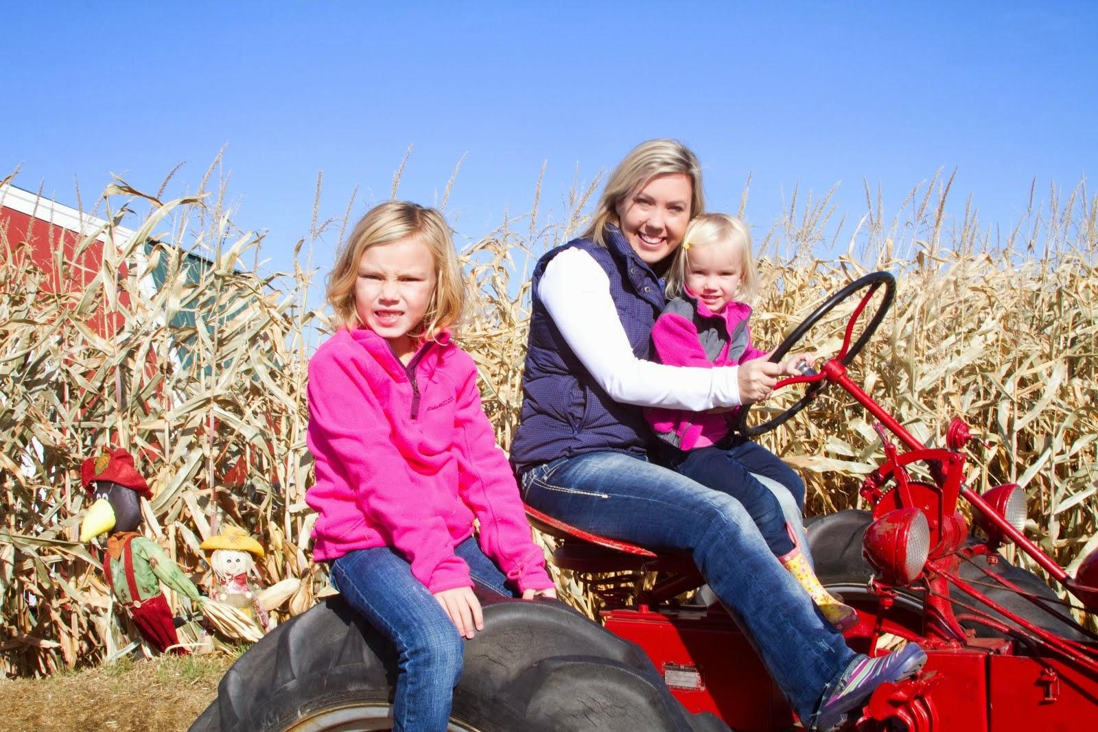 Severs Corn Maze '13