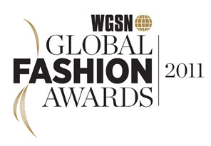 The Fashion Scout WGSN Global Fashion Awards 2011