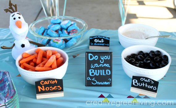 To Dress Up The Otherwise Simple Food Sandwiches Olives Carrots Cheese Ranch Dip Water Cupcakes I Picked Some Chalkboards From Craft Warehouse