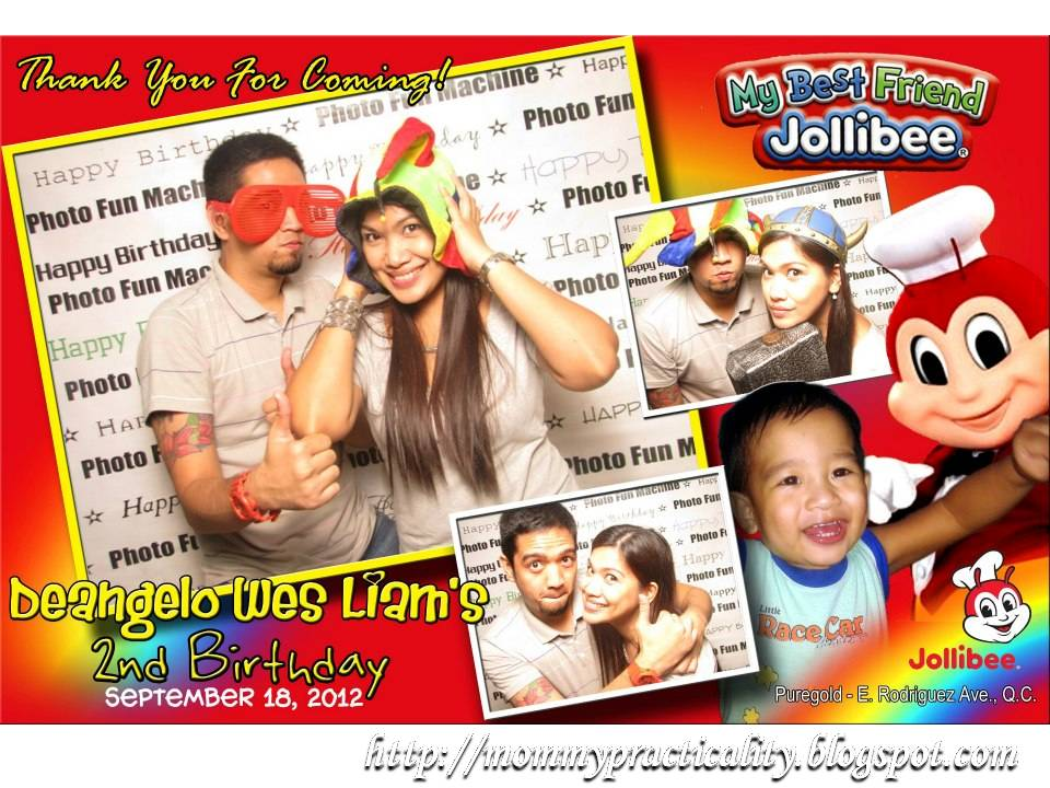 Jollibee birthday party packages my sons 2nd birthday party jollibee birthday party packages stopboris Gallery
