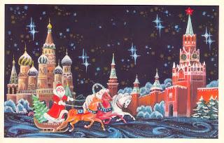 Navidad en Rusia