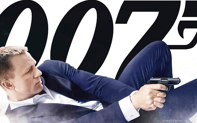 James Bond 007 Skyfall wallpapers for iPhone 5 (13)