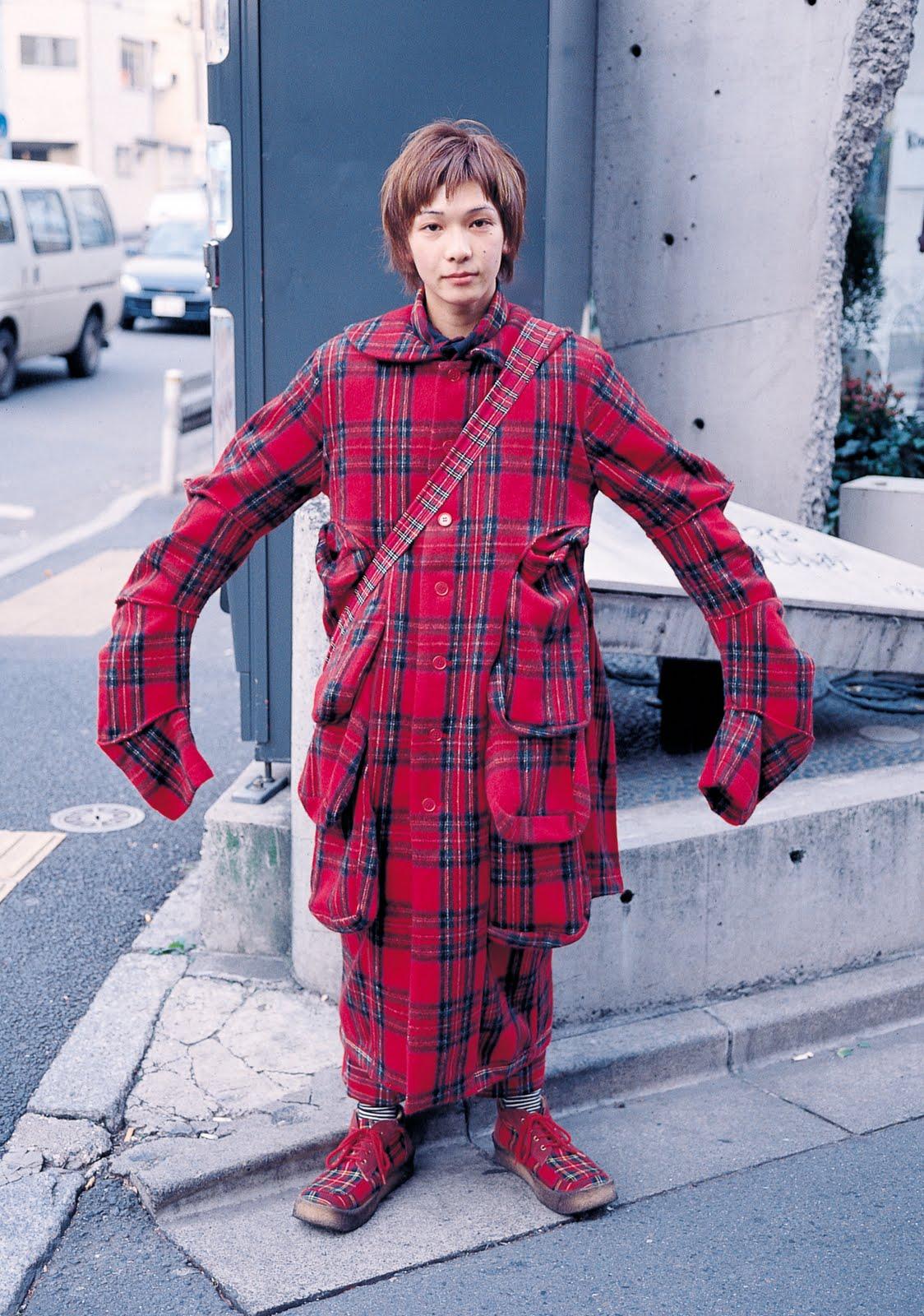 Tokyo fashion clothes