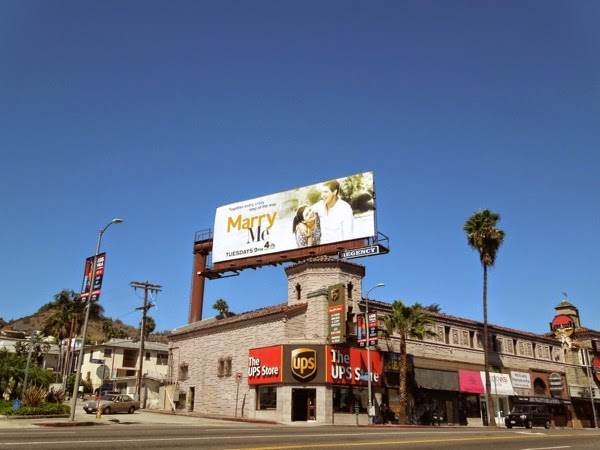 Marry Me season 1 billboard