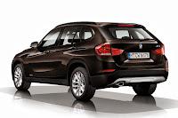 BMW X1 sDrive18i (2014) Rear Side