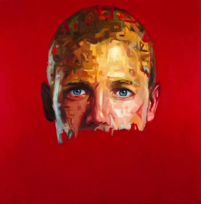 Alessio Radice. Красочные портреты.