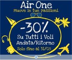 promozione Air One