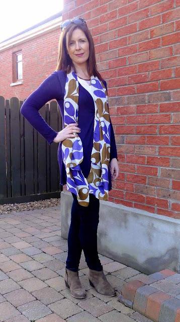 Purple2 Back to Basics   Orla Kiely Purpleness