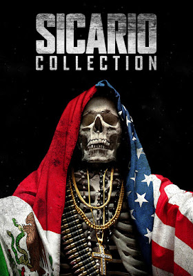 Sicario Coleccion DVD R1 NTSC Latino
