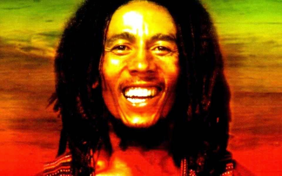 Gambar Bob Marley