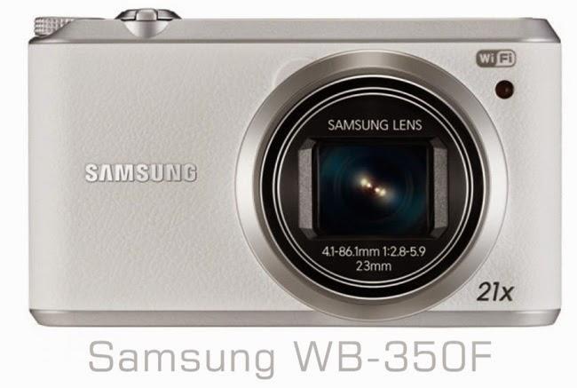 Harga & Spesifikasi Kamera Samsung WB-350F