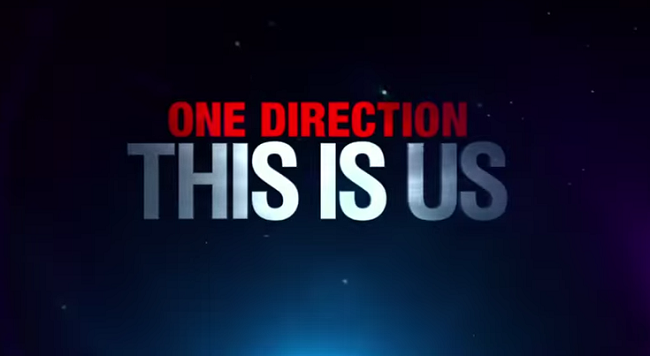 A Film will be Released by One Direction