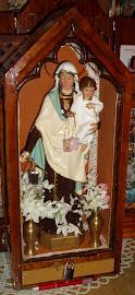 Visita Domiciliaria de la Virgen del Carmen