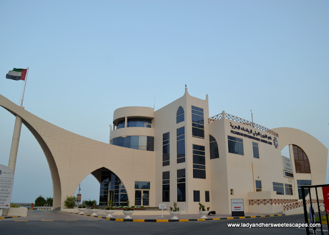 Fujairah International Marine Club