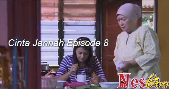 Tonton & Download Cinta Jannah Episode 8