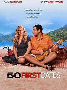 Sinopsis Film 50 First date 2004