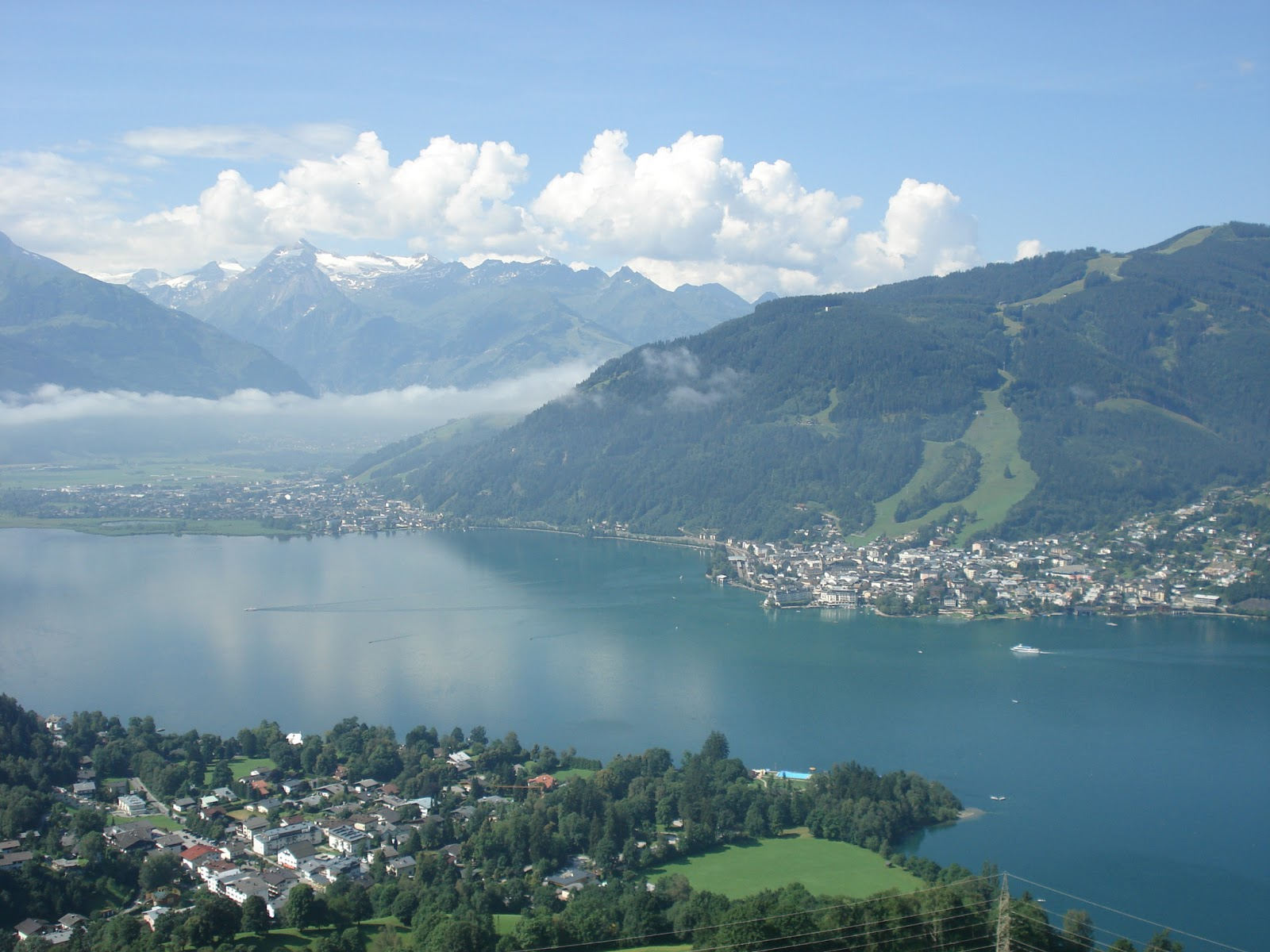 Travel with Me: Zell Am See-Austria | Magnificent ...