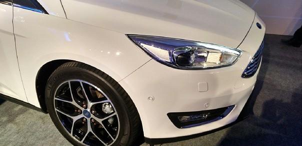 Novo Ford Focus 2016