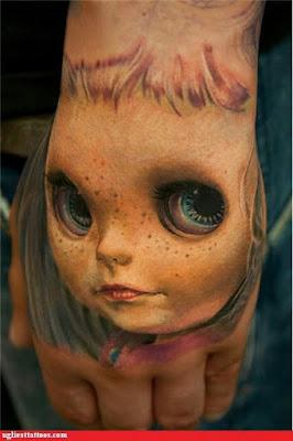 As melhores tatuagens 3D para homens e mulheres