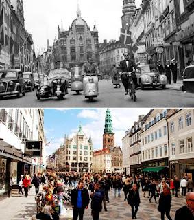 Strøget, Copenhague, siglo XX-siglo XXI