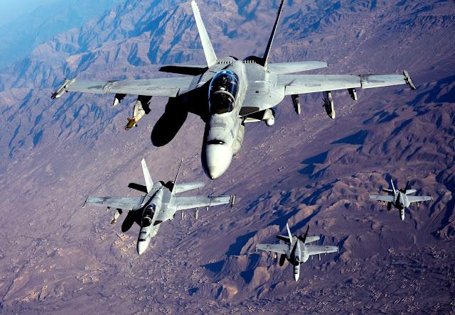 FA18EF Super Hornet