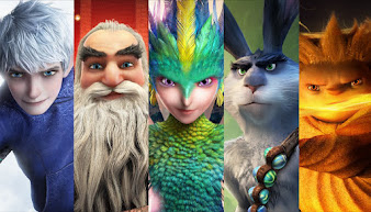 #5 Rise of The Guardians Wallpaper
