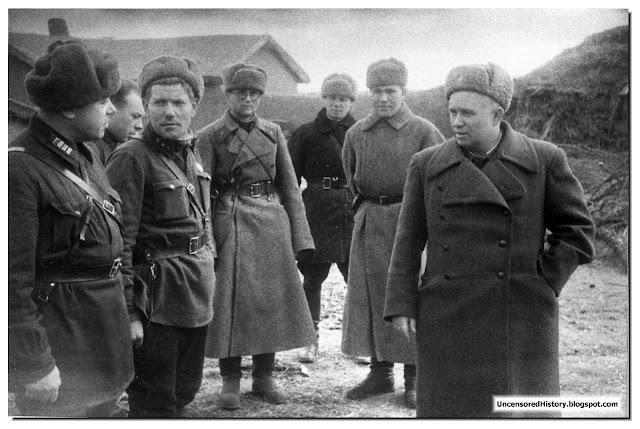 nikita khrushchev stalingrad