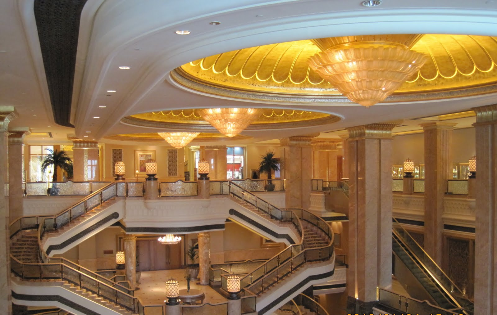 analysis of luxury hotel emirate palace From its very name, one detects a hint of sumptuous, luxurious hospitality, set in majestic surrounds the emirates palace hotel does not disappoint, both in the grandeur of the building and.