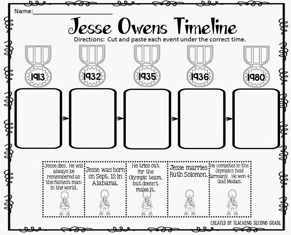 Jesse Owens Coloring Pages