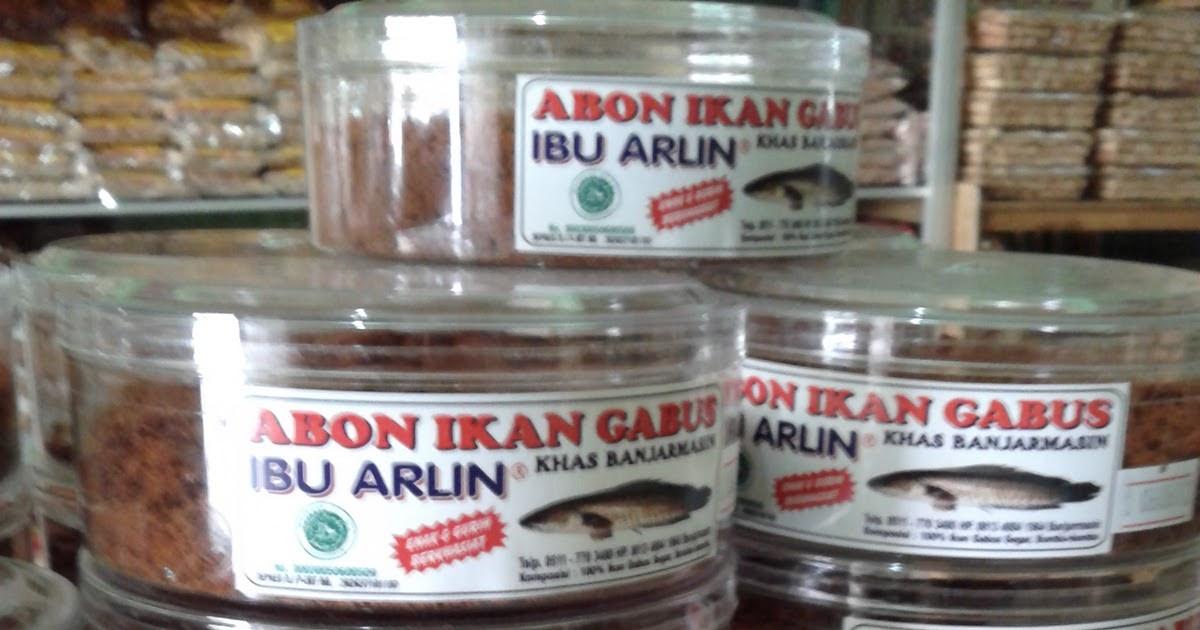 Kue Kering Khas Kalimantan