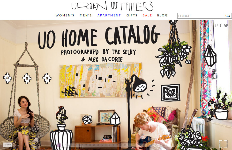 Apartment Decorating Online Stores