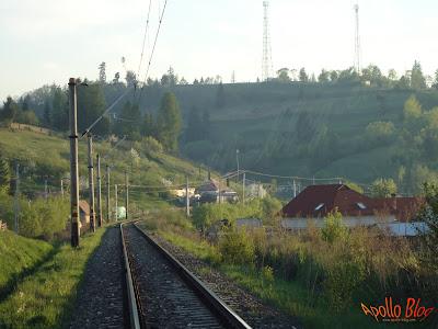 Calea ferata Toplita