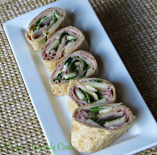 whole wheat wrap sandwich