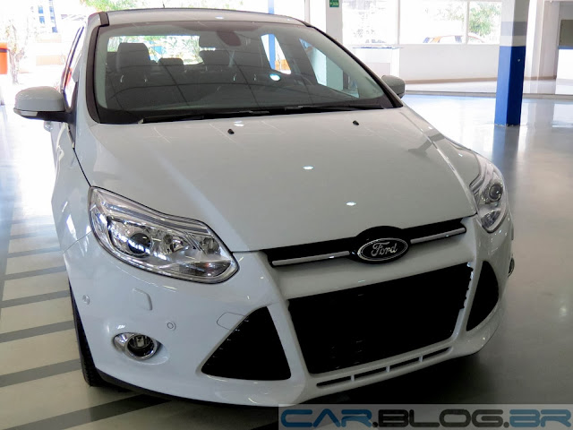 carro Novo Focus 2014 Hatch