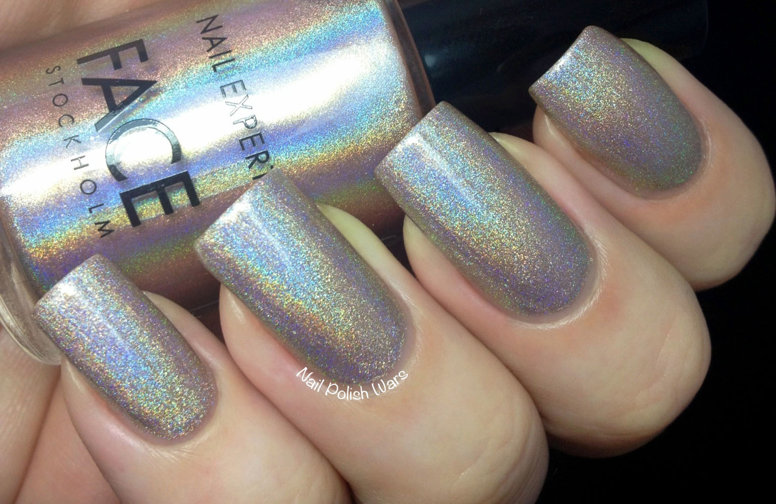 Nail Polish Wars: Face Stockholm Leto Swatch & Review