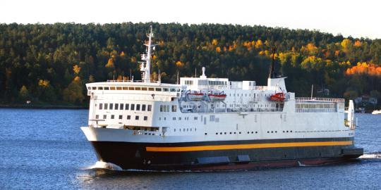 Kronologis Kapal Ferry Tenggelam di Selat Sunda