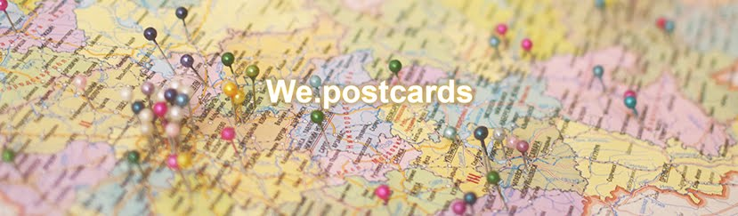 We.postcards