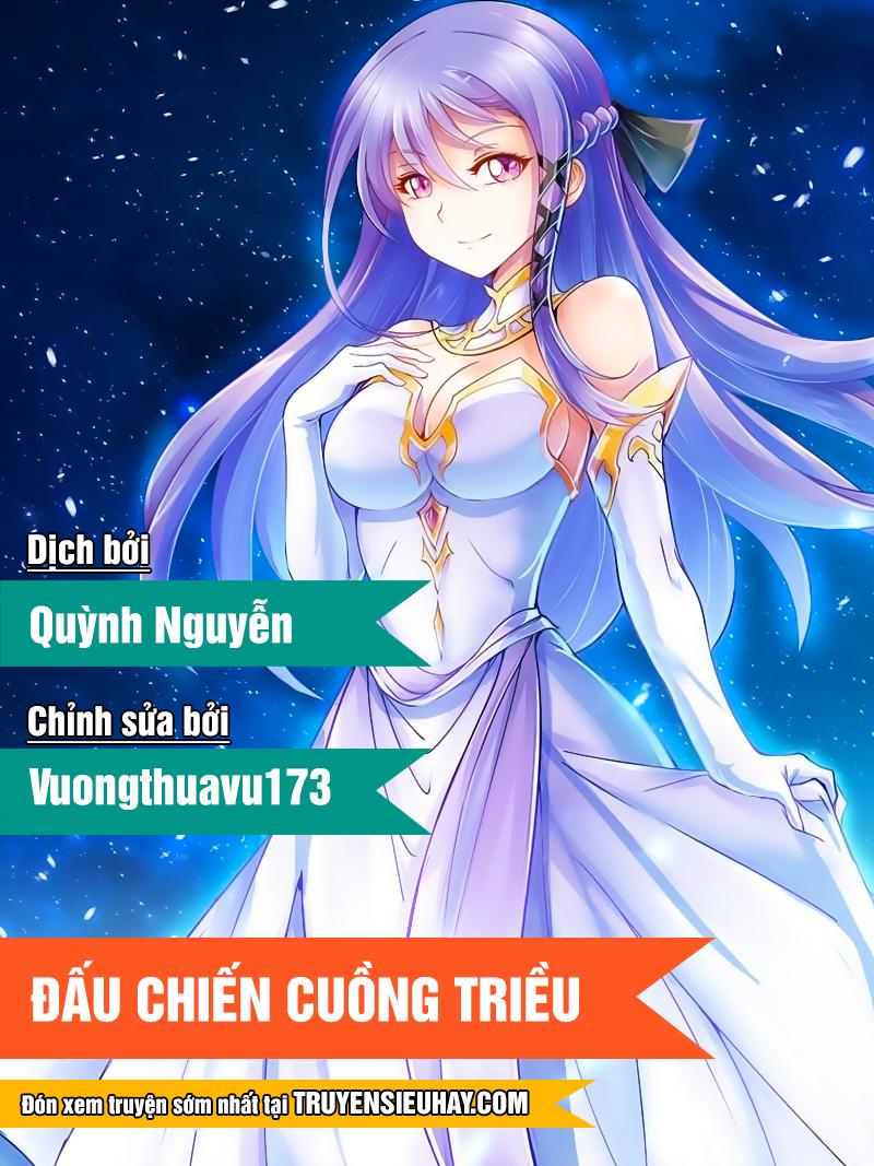 Đấu Chiến Cuồng Triều Chapter 25 - Hamtruyen.vn