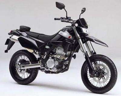 kawasaki super moto 150cc