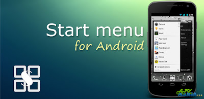 Start menu for Android v1.1.2