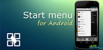 Start menu for Android v1.1.2