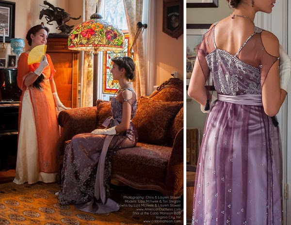 Downton Abbey dresses