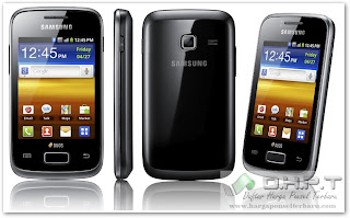 Samsung Galaxy Y Duos S6102 Review Harga Hp Baru Bekas dan Spesifikasi
