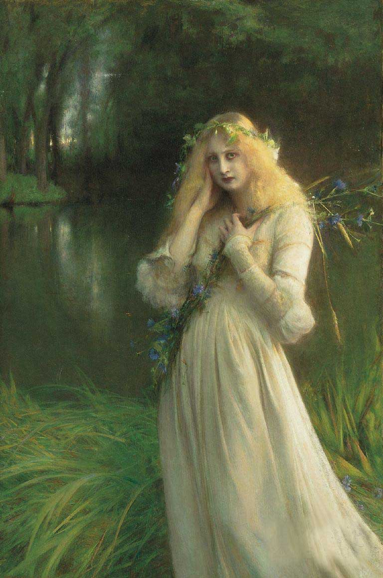 hamlet ophelia Get an answer for 'does hamlet truly love ophelia' and find homework help for other hamlet questions at enotes.