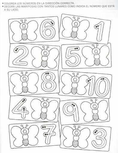Educación Preescolar: HOJAS DIDÁCTICAS : Matemáticas