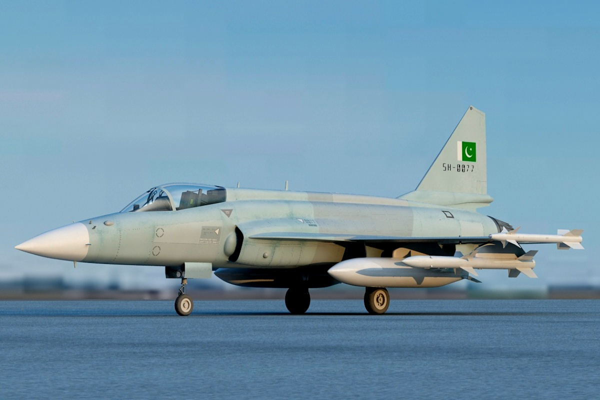 JF-17 Thunder Wallpaper 4