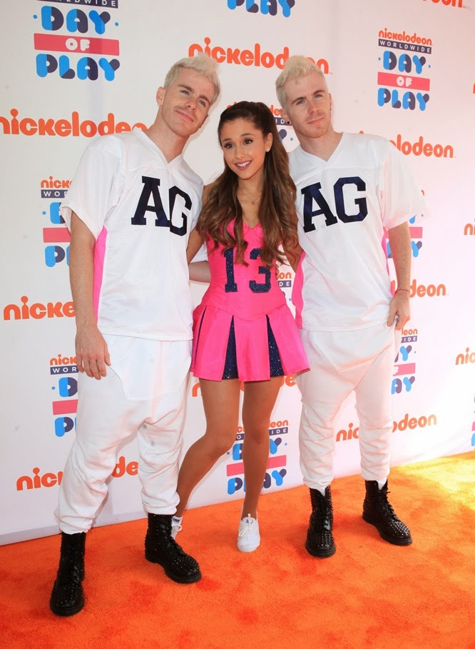 Are Kendall Schmidt And Ariana Grande Hookup