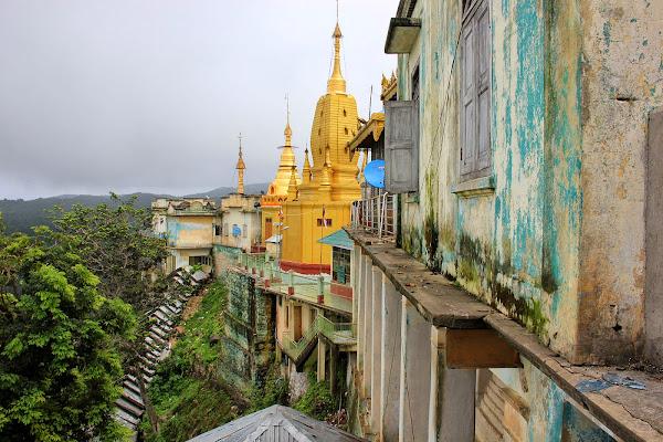 Pagoda del Monte Popa