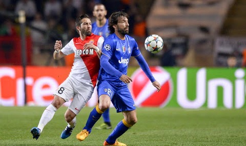 Monaco 0 - 0 Juventus